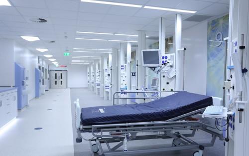 FS Medicol - Bedhead Module Medical Trunking