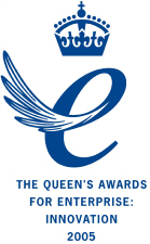 The Queen's Award for Enterprise: Innovations 2005